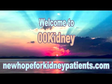 Welcome to 00kidney!