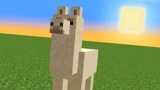 Everything You Need To Know About Llamas Minecraft 1 11 Gameplay
