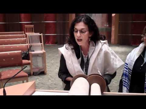 How to Have an Aliyah at Congregation Kol Shofar