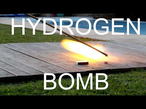 Hydrogen-Oxygen Bomb