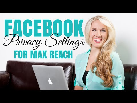 Facebook: How to Change Privacy Settings for Business