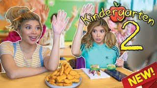 KINDERGARTEN 2 kids are MESSED UP 👶 Missions 1-6 Completed Playthrough