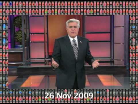 4 Times Long - Leno Loves MeatWater™ - What's so funny?