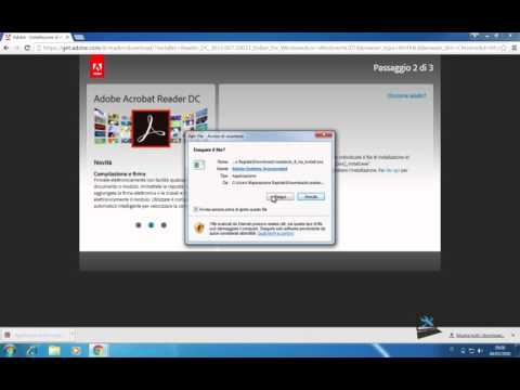 Come Installare Adobe Acrobat Reader