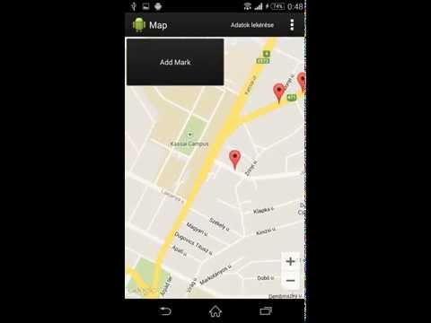Debrecen Robocar Emulation, Google Maps & Google Protocol Buffers