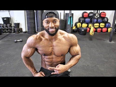 Brutal SHOULDER workout using Dumbbells   Full Routine Explained   My Top Tips