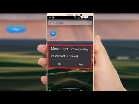 How to Fix Facebook Messenger Isn't Responding in Android