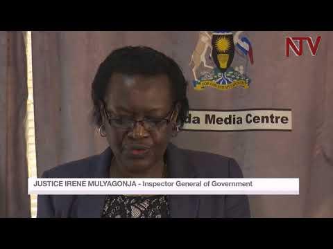 IGG Mulyagonja reports rise in local government corruption