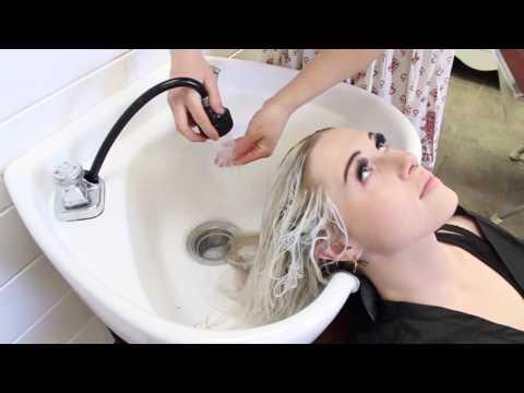 white blonde| hair extensions| braid