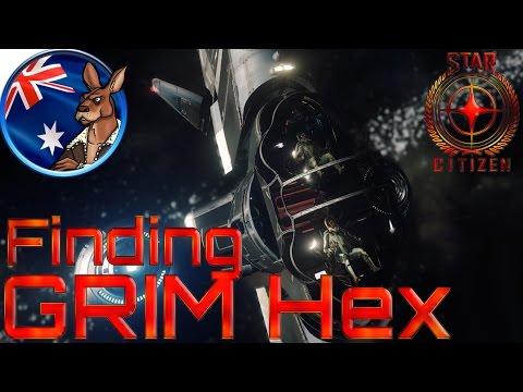 Star Citizen: Finding GRIM Hex