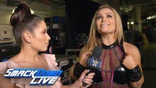 Natalya officially enters the WrestleMania Women