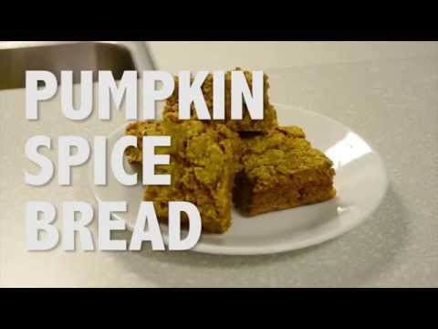 Easy & Healthy Fall Baking   Spiced Pumpkin Bread