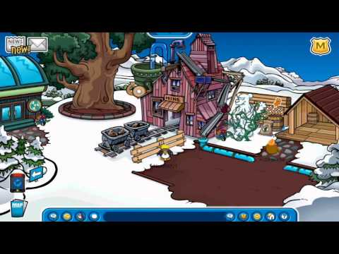 Club Penguin Secrets of Bamboo Forest Free items!