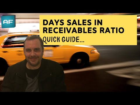 Days Sales in Receivables Ratio (Days Sales Outstanding) Explained: Formula & Guidance
