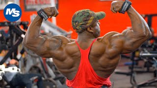 Download George ″Da Bull″ Peterson | 3 Exercises to Build a Wider Back Video