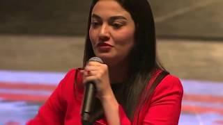 Muniba Mazari Inspirational speech