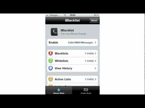 How to Block any Phone Number on the iPhone