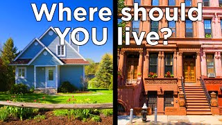 Where You Should Live Based On Your Decorating Style