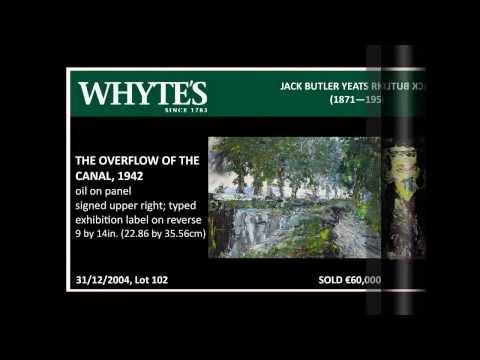 Whyte's - Jack Butler Yeats | Jack Yeats Appraisal | Jack Yeats Valuation | Jack Yeats Paintings