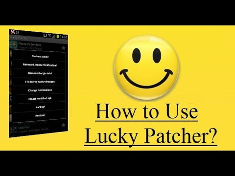 How to use lucky patcher on rooted device | Hindi