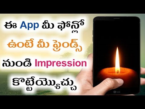 Best wallpapers type of app for Android in telugu | kiran youtube world