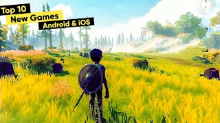 Top 10 New Games for Android & iOS January 2021 (Offline/Online) | New Android Games of 2021