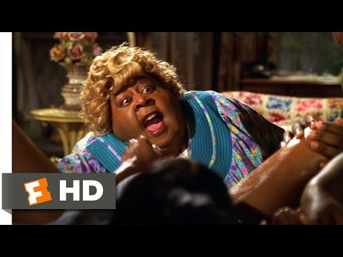 Big Momma's House (2000) - Delivering the Baby Scene (3/5)   Movieclips