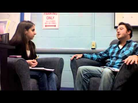 Sports Broadcasting Interview