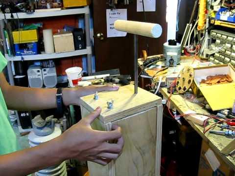 Homemade Detonator TNT Plunger