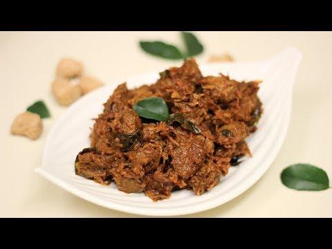 Soya Chunks Masala for Chapati | സോയാ ചങ്ക്സ് ഉലർത്തിയത് | Meal Maker Roast