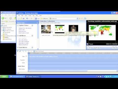 Using Windows Movie Maker - E01 - Importing Media - iSKills.mov