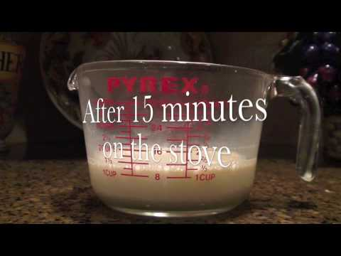 SciTube-milk/vinegar