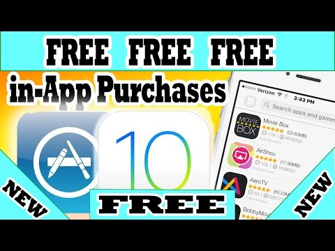 install FREE IN-APP Purchases iOS 10 - 10.3.1 NO Jailbreak or Computer iPhone iPad iPod