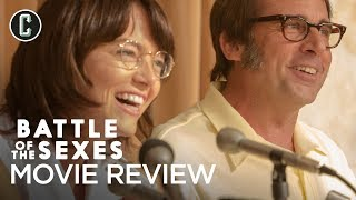 Battle of the Sexes Review: More Oscars In Emma Stone