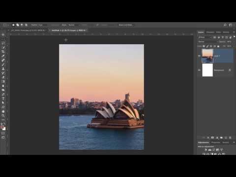 How to Turn a Pano Into a Triptych (three separate images)