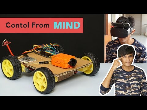 How to Make a Mind controlled CAR using Arduino and G Sensor | Indian LifeHacker