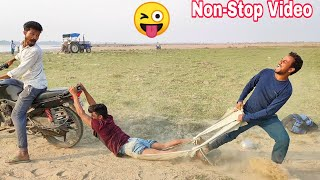 New Funny Comedy Video 2020 Top New Non-Stop Comedy Video 😂 || By Bindas Fun Masti