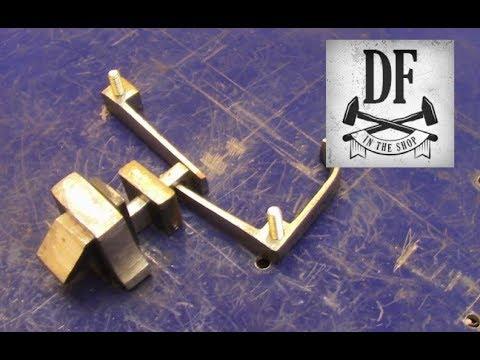 Blacksmithing Project - A Simple Nuremberg Box 9