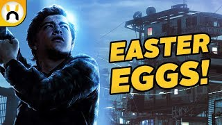 Ready Player One Official Trailer #1 Easter Eggs You Missed