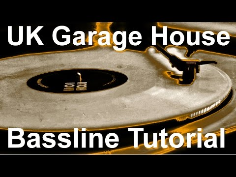 How to create a UK Garage House Bassline in Ableton