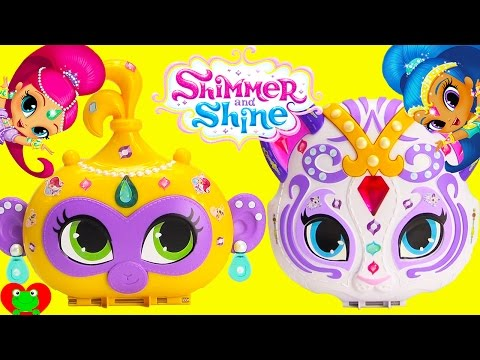 Shimmer and Shine Purse Surprises What's Inside