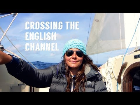3] Crossing The English Channel On A Catamaran | Sailing Kittiwake