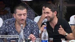 QƏDƏ QƏDƏ / RAZETKADAN ÇIXARDIM (Aydin, Perviz, Elekber, Rufet, Valeh, Mehman, Vasif) Meyxana 2018