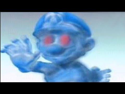 Super Mario 64: Ocarina of Time Dark Mario Bossfight