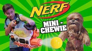 THE ULTIMATE NERF GUN!!! Transformers, Star Wars, Marvel, Play Doh,  Doh Vinci, Disney Princess!