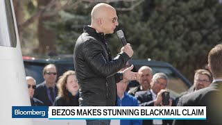 Download Bezos Accuses National Enquirer of Blackmail Over Photos Video