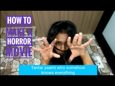 How to make a horror movie + a preview at dhinchak pooja's instagram