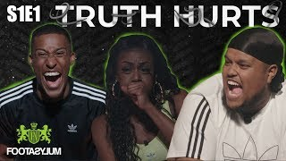 CHUNKZ LIVES NEAR RON WEASLEY AND FILLY GETS HIS EAR PIERCED | TRUTH HURTS EP 1