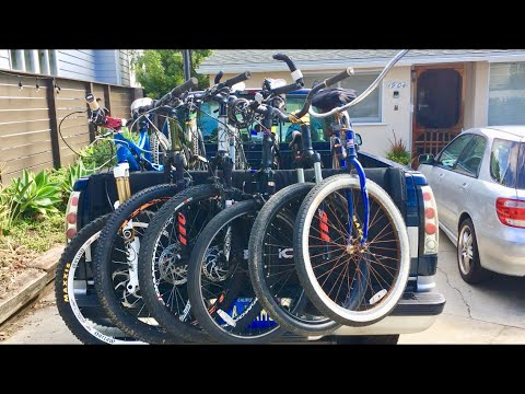 Race Face Truck Tailgate Bike Carrier Review