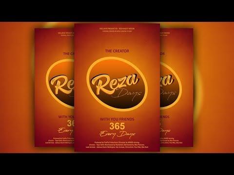 Making Creative Poster Design - Adobe Photoshop Tutorials